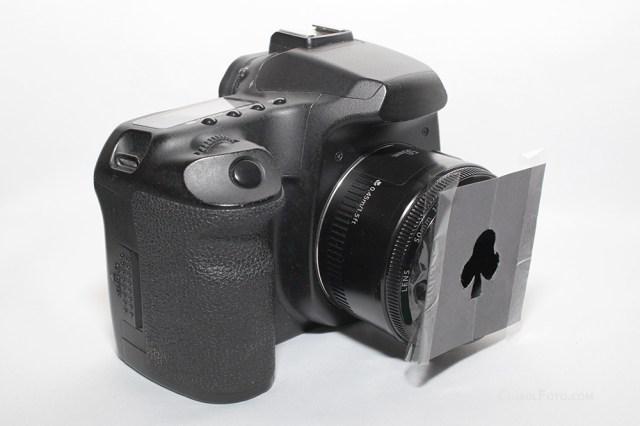 Cum facem fotografii cu fundal (bokeh) personalizat?