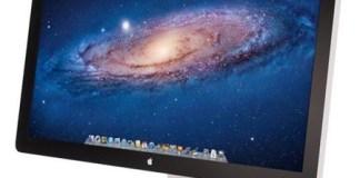 Apple Thunderbolt 27 inch