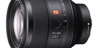 Sony FE 85mm f/1.4 GM (G Master)