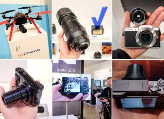 Panasonic cONvention 2016: hands-on cu noutatile inceputului de an - Panasonic GF8, TZ100 si TZ80 dar si noul obiectiv 100-400mm si action cam-urile 4K