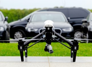 Drona DJI Inspire 1