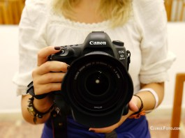 Canon 5D IV in Romania