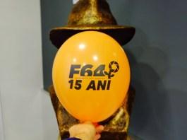 F64 aniverseaza 15 ani de activitate pe piata din Romania