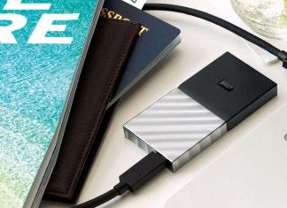 Wstern Digital SSD extern