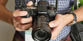 Panasonic G9 in test