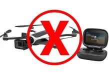GoPro renunta la drona Karma