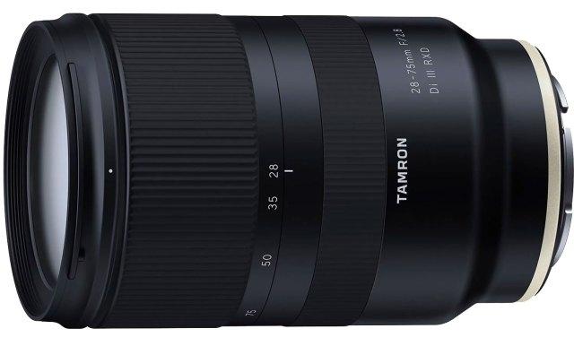 Tamron 28-75mm pentru Sony
