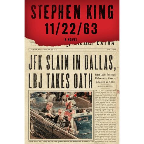 11/22/63 Book Cover