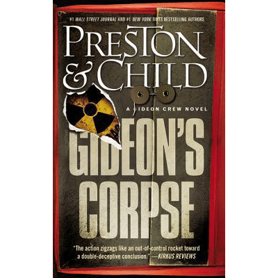 Gideon's Corpse Book Cover