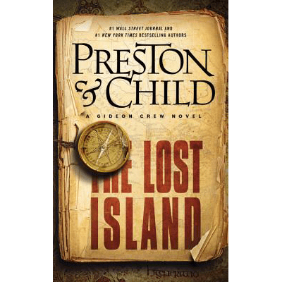 The Lost Island Book Cover