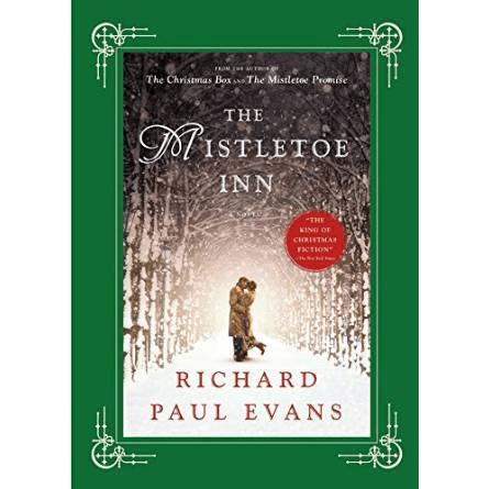 The Mistletoe Inn Book Cover