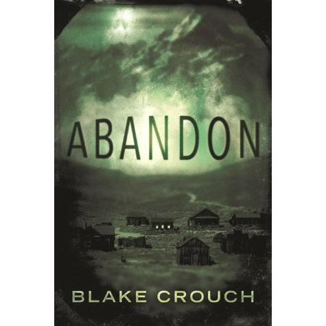 Abandon Book Cover
