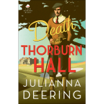 Death at Thorburn Hall cover