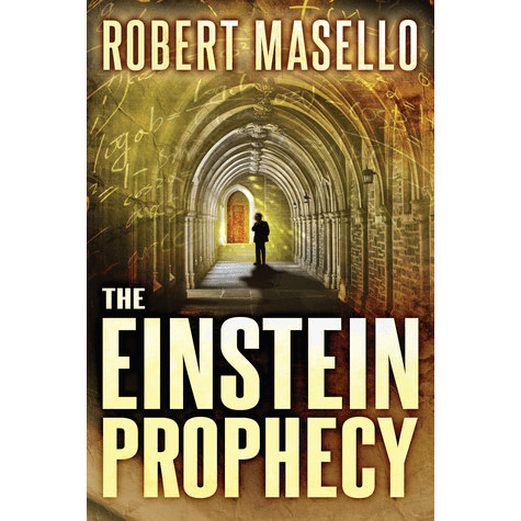 The Einstein Prophecy Book Cover