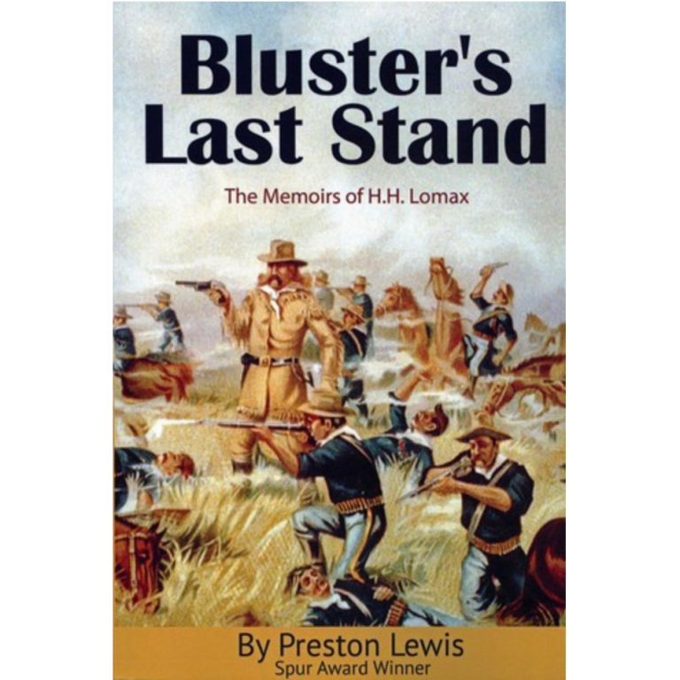 Bluster's Last Stand Book Cover