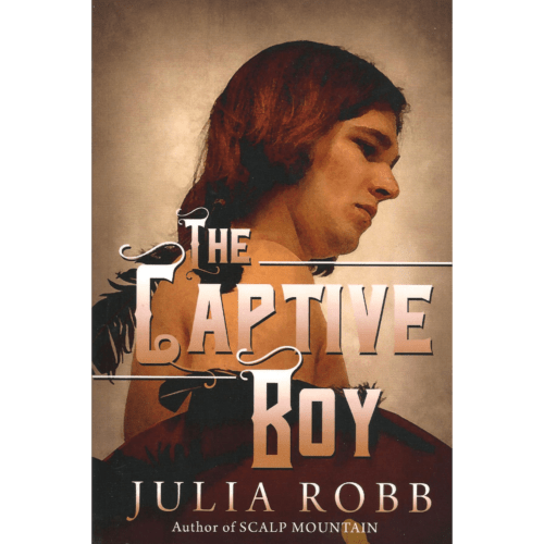 The Captive Boy Cover