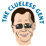 Clueless Gent Logo