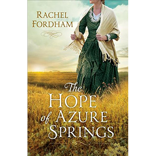 The Hope of Azure Springs cover