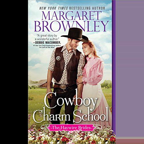 Cowboy Charm School book cover