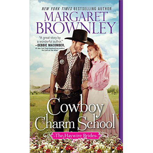 Cowboy Charm School book cover