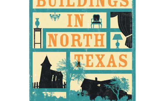 Old Buildings in North Texas Cover
