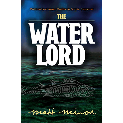 The Water Lord Book Cover