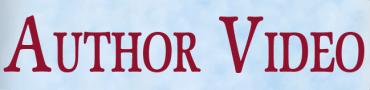 Author Video Header