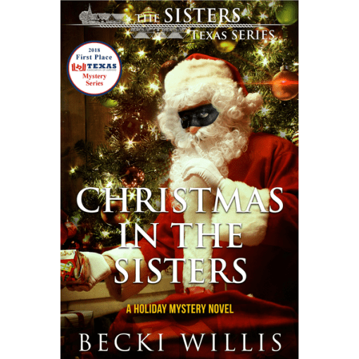 Christmas in The Sisters Cover