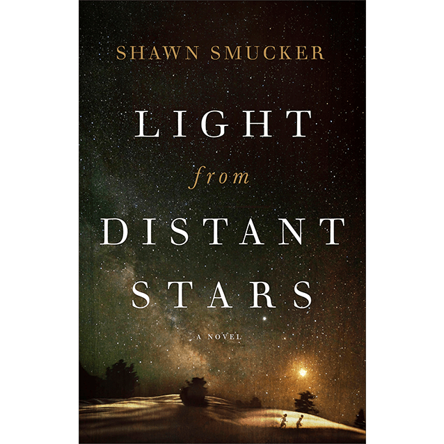 Light from Distant Stars Cover