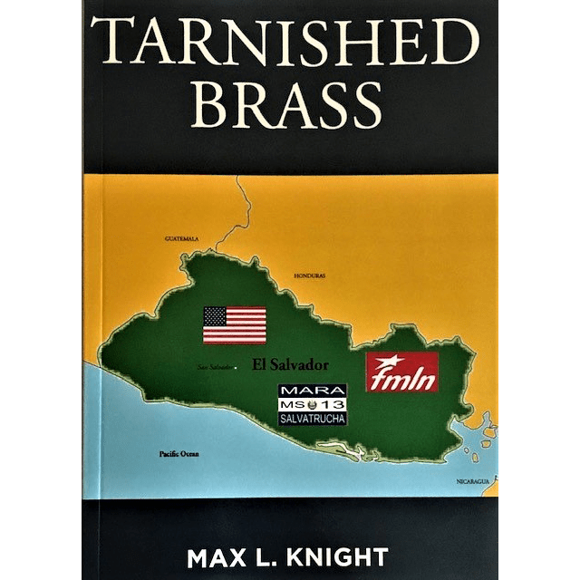 Tarnished Brass Cover