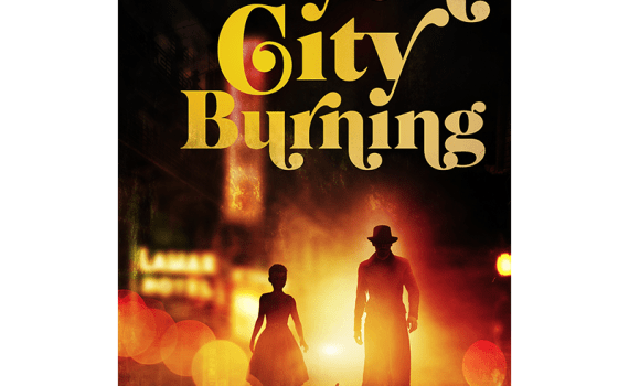 Bayou City Burning Cover