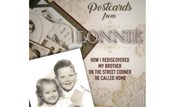 Postcards from Lonnie Cover