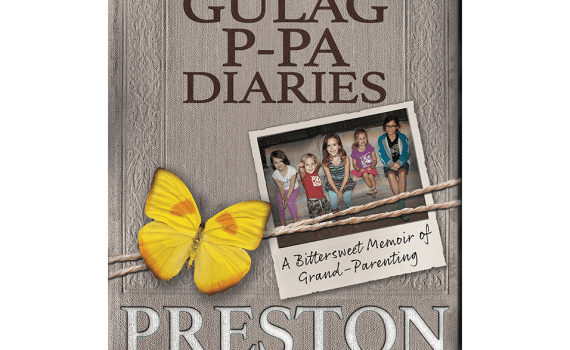 The Gulag P-Pa Diaries Cover
