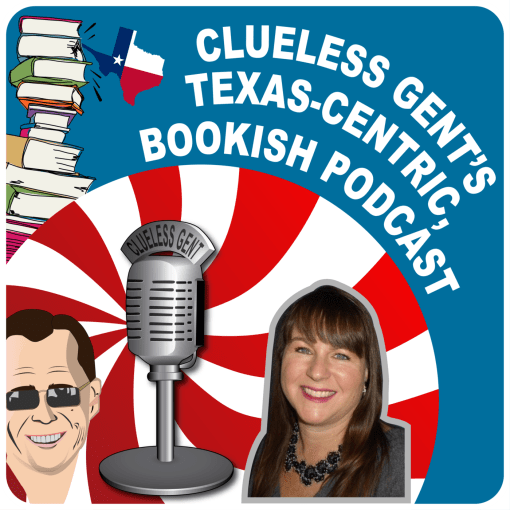 Clueless Gent Podcast Logo - Kristine Hall