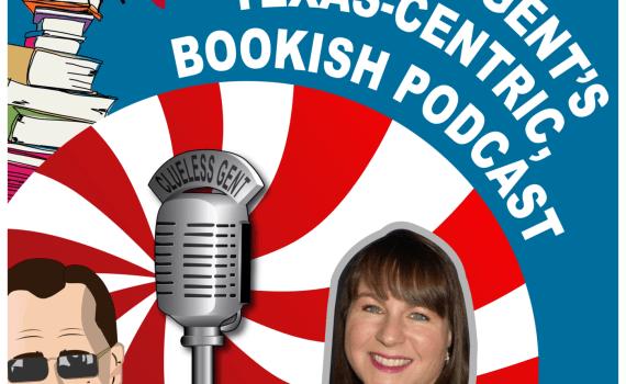 Clueless Gent Podcast Logo - Kristine Hall