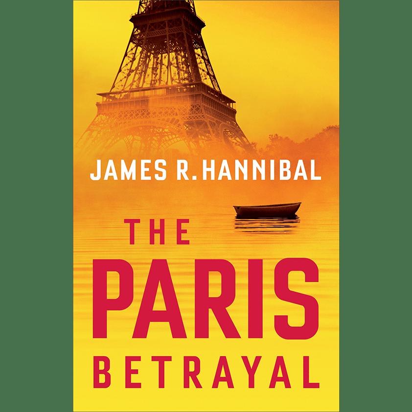 The Paris Betrayal Cover