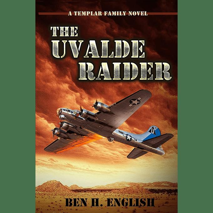 The Uvalde Raider Cover