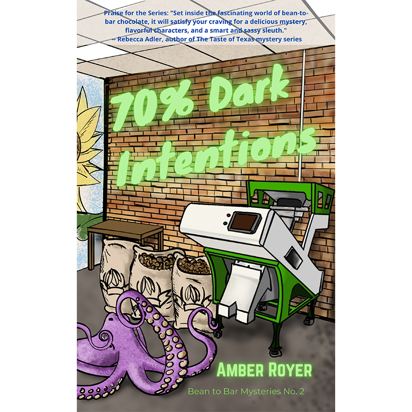 70% Dark Intentions Cover