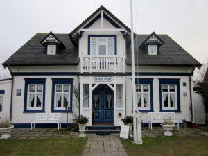 Schauplatz aus Syltbuch Haus Erwin