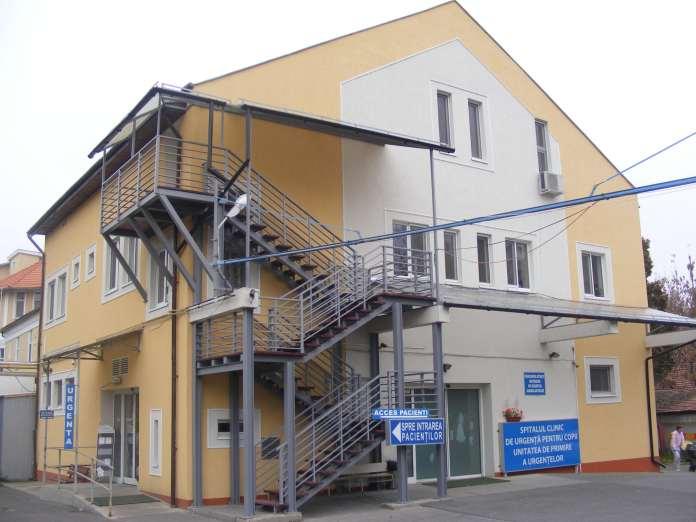 spitalul de copii motilor