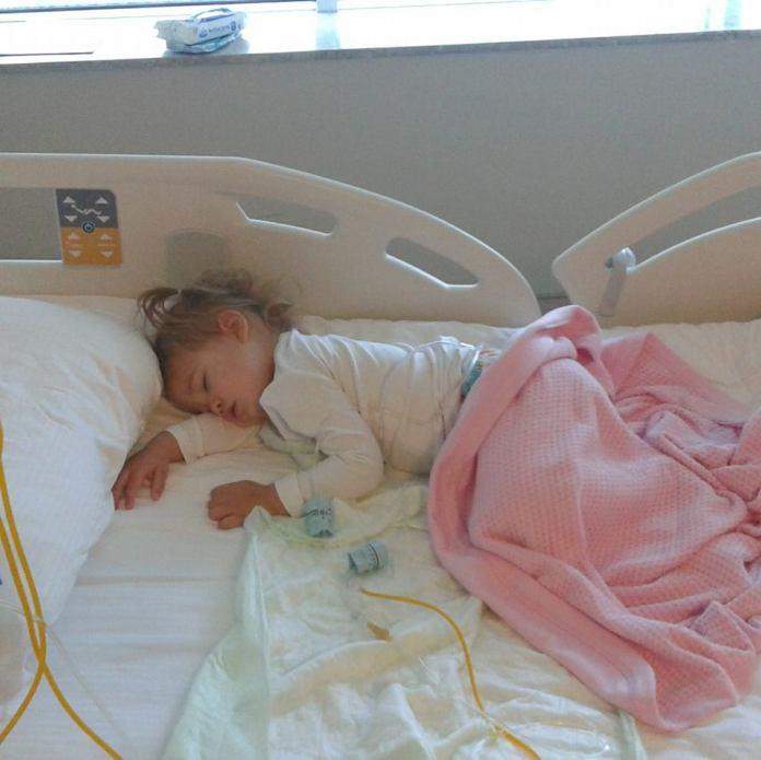 copil diagnosticat cu cancer