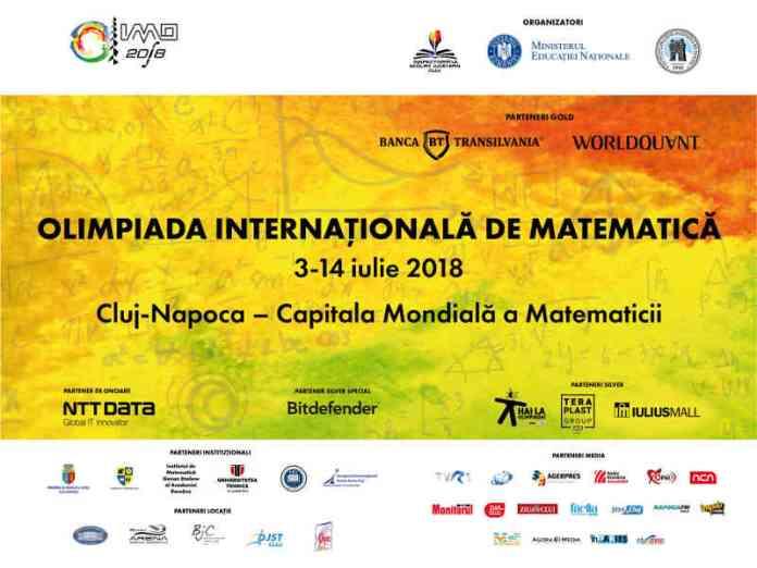 Olimpiada Internationala de Matematica cluj