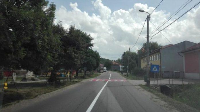 50 km de marcaje rutiere