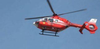 elicopter de intervenție