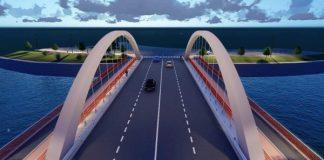 pod nou peste Someșul Mic
