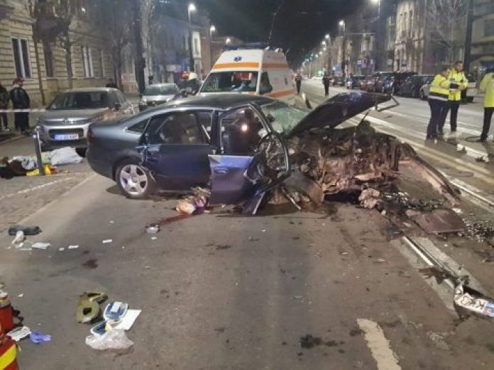 accident mortal horea cluj