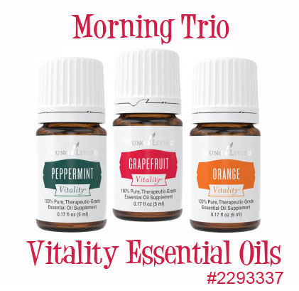 Weight Loss Trio Losing Weight Young Living Essential Oils