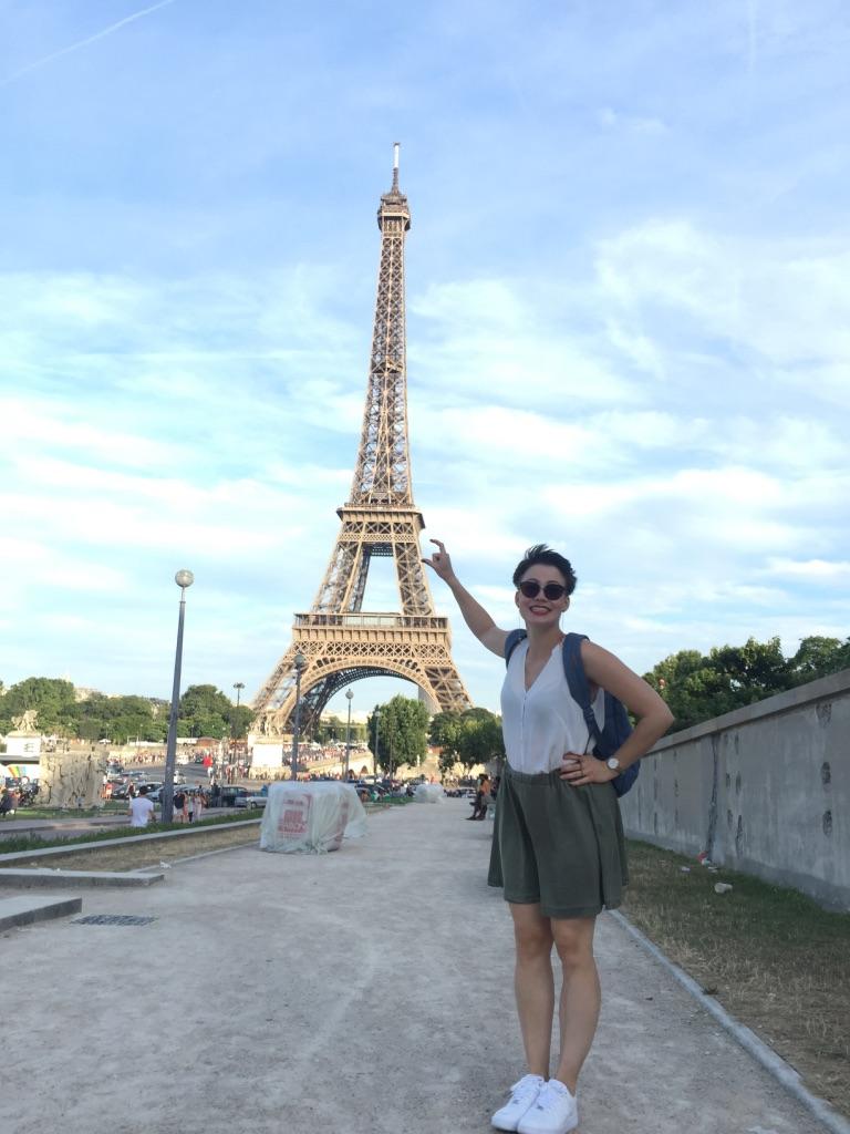 Citytrip Parijs - Eiffeltoren