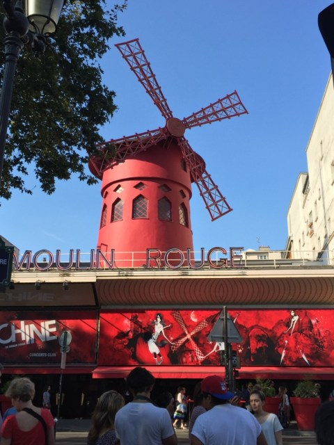 Moulin Rouge Parijs