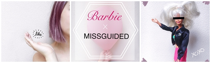 Barbie x Missguided: de Barbie collectie voor jou